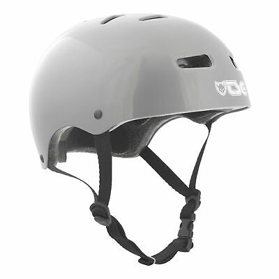 TSG BMX/Dirt Helm Skate/BMX Injected Color - Injected Grey