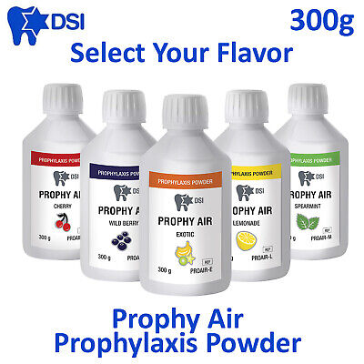 Dental Dsi Prophy Air Prophylaxis Powder Teeth Polish Stain Remove 300g Select