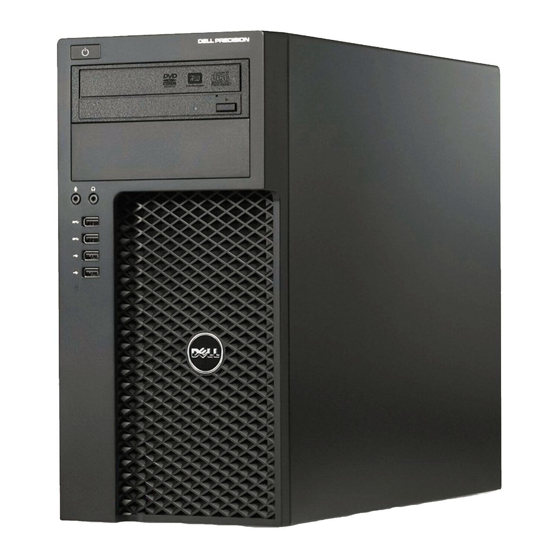 Computer Games - Dell Precision Desktop Computer Gaming Workstation 16GB RAM 128GB SSD & 1TB HDD