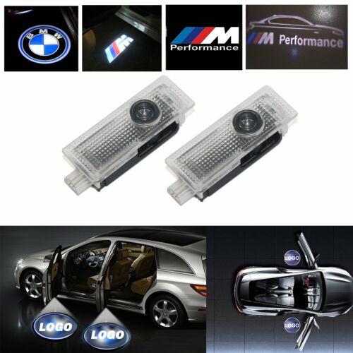 Car Parts - LED Car Door Logo Projector Light for BMW Laser Courtesy Puddle Shadow Lamp UK
