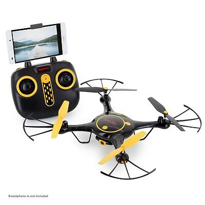 Tenergy Syma X5UW Wifi FPV Drone 720P HD Camera 360° Catalogue Headless RC Quadcopter