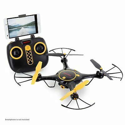 Tenergy Syma X5UW Wifi FPV Quadcopter with 720P HD Camera, Extra Battery