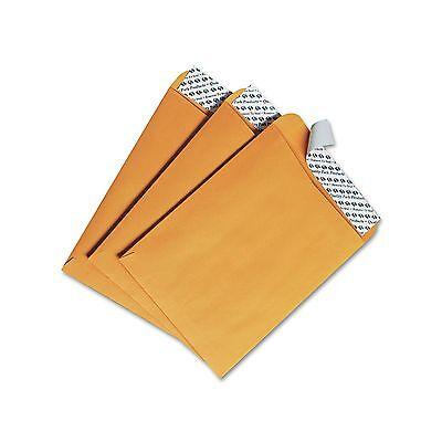 100 Self-seal Envelopes 6x9 28lb Kraft Shipping Mailing Gummed Business Manila