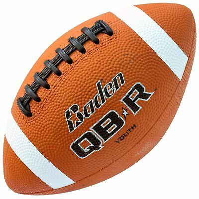 Midwest Club Rubber Surface Official /& Junior American Football Ball