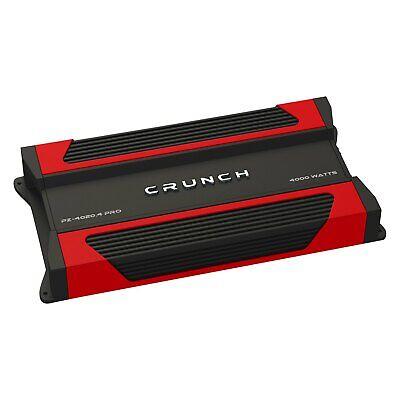 Crunch PowerZone Series Class AB 4-Channel 4000W Amplifier