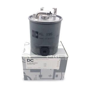 for dodge freightliner sprinter 2500 3500 fuel filter genuine 612 092 00 01