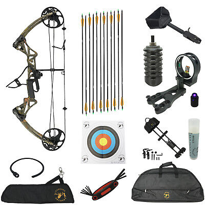 Safari Choice Compound Bow Beginner Package
