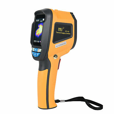 Hti HT-02 Infrared Thermal Imager&Visible Light Camera,IR Resolution 3600 Pixel