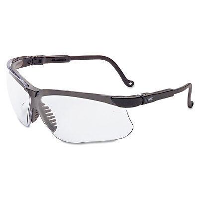 Honeywell Genesis Safety Eyewear Black Frame Clear Lens S3200x