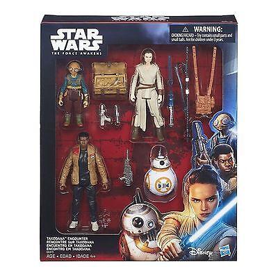 Hasbro Star Wars: The Force Awakens Takodana Encounter Action Figures IN STOCK
