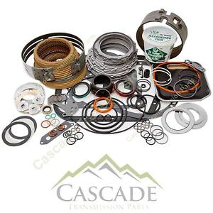 48RE Automatic Transmission Complete Overhaul Rebuild Kit Package Dodge Diesel