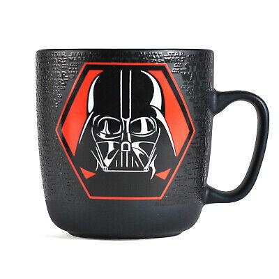 Kaffeebecher Star Wars Darth Vader mit 3D Relief Tasse Kaffeetasse Becher  (Star Wars Becher)