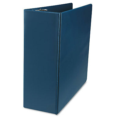 Universal D-ring Binder 4 Capacity 8-12 X 11 Navy 20707