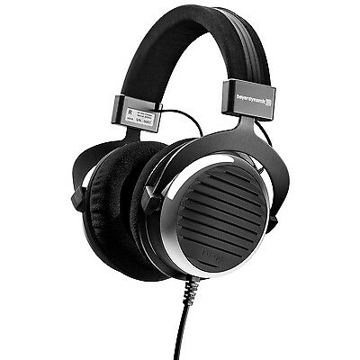 BeyerDynamic DT990 600 Ohm Over-Ear Headphones - Chrome Special Edition 483966BC