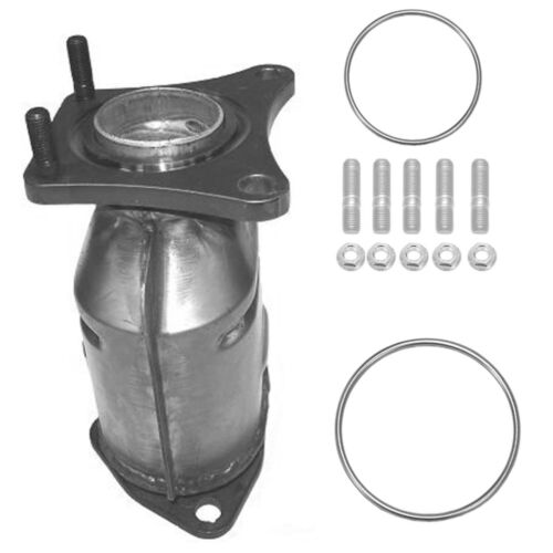 Catalytic Converter-Direct Fit Front Right Eastern Mfg 40711