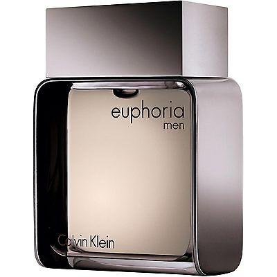 Calvin Klein Euphoria Men 100ml Eau De Toilette Spray Neu Ovp New
