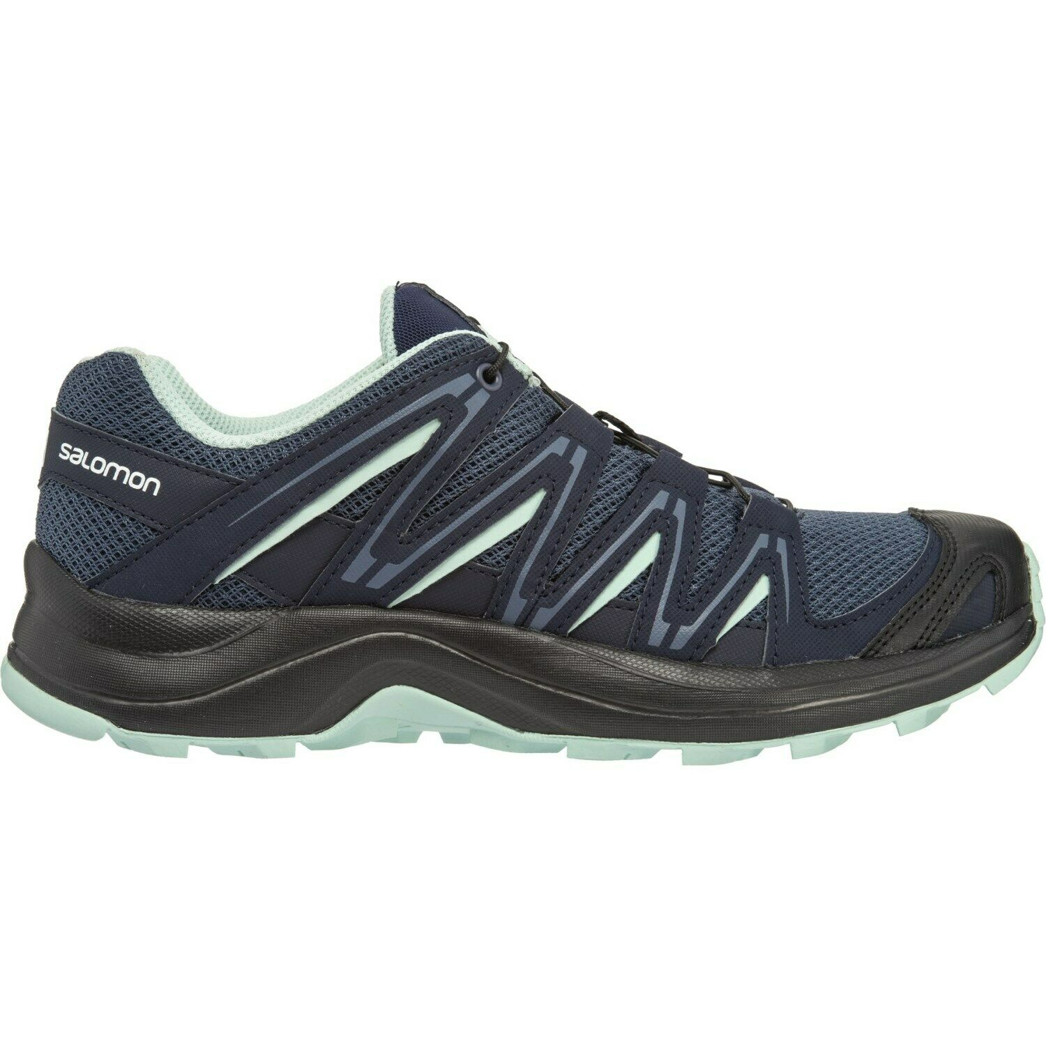 salomon men's xa baldwin trail running shoes jeans