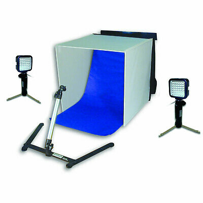 Photo Studio in a Box Table Top Photography Kit Tent Wireless Lighting Portable ()