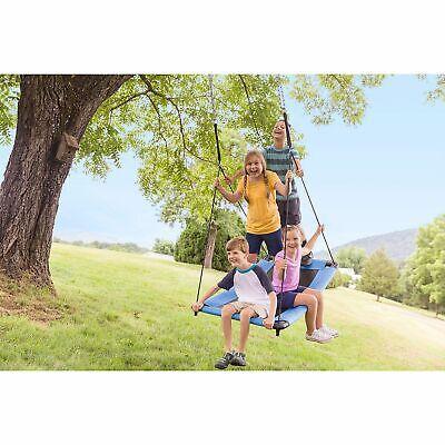 4 Person Kids Backyard Rocket Swing