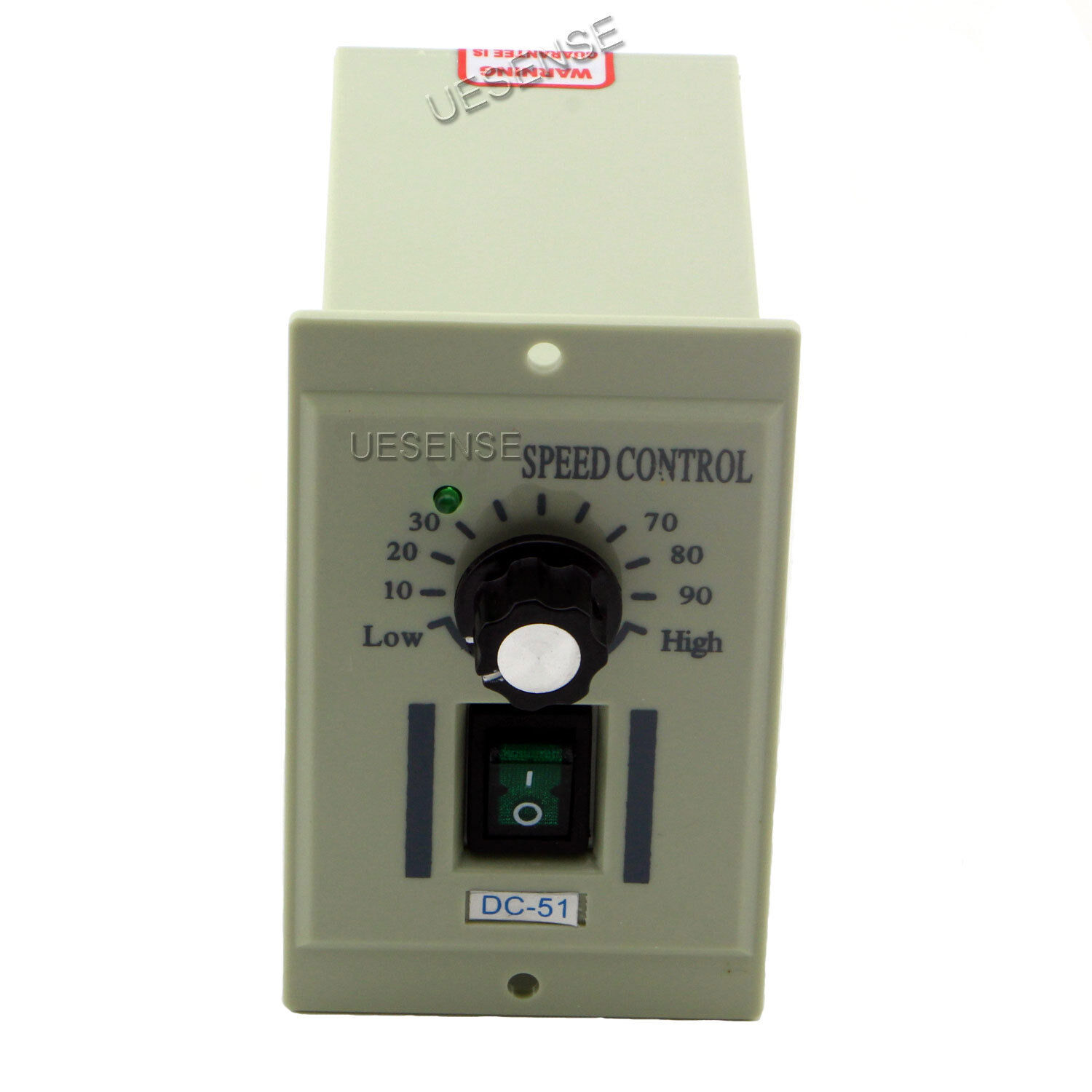 110v Ac Variable Speed Blowers : Ac v rotary knob voltage speed controller dc motor