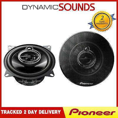 """Pioneer 420 Watts Total 4"""" Inch 10 cm 3 Way Car Front  Door Dash Speakers Pair"""