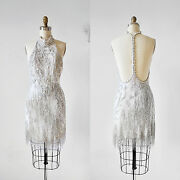 Bob Mackie Beaded Dress