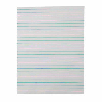Magnetic Jumbo Dry Erase Lined Paper Charts Classroom Supplies 6 Pieces