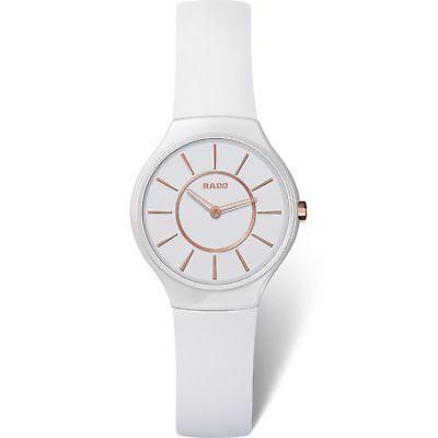Rado R27958109 Women's True White Quartz Watch
