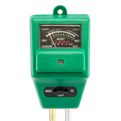 48.1000 La Crosse Technology TFA Garden Ph-Value, Moisture & Light Combo Tester
