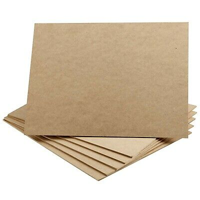 Artlicious - 9x12 Hardboard 6 Pack - Great Alternative to Canvas Panel Boards