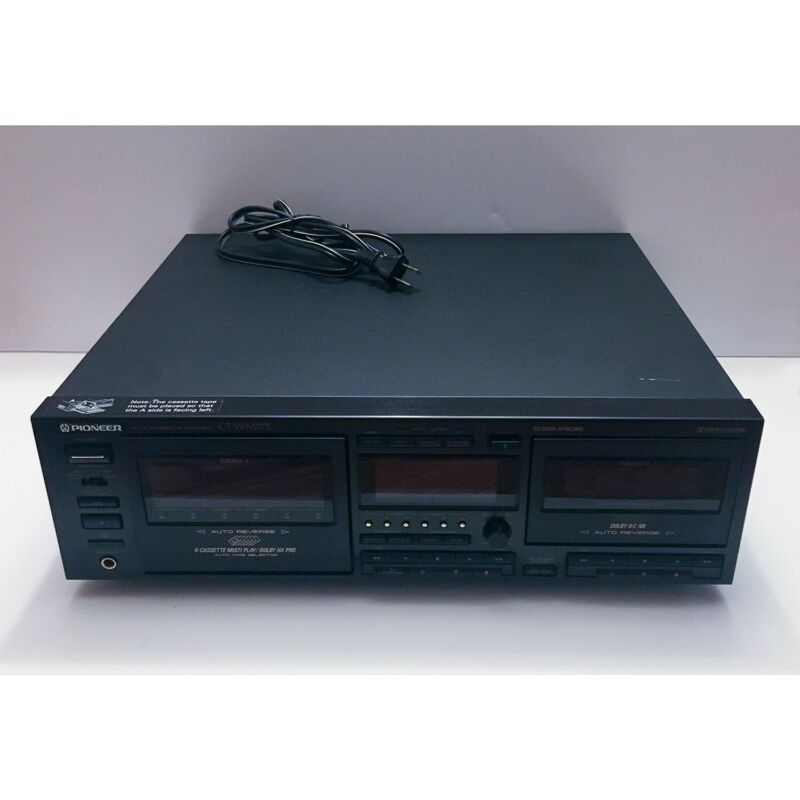 Pioneer Multi-Cassette Changer CT-WM77R / Fully Tested