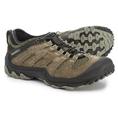 - Merrell Chameleon 7 Limit Stretch Men's Hiking (9.5 - 11) Dusty Olive J18517