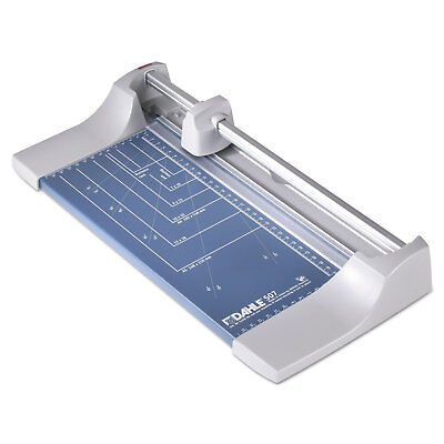 Dahle Rollingrotary Paper Trimmercutter 7 Sheets 12 Cut Length 507