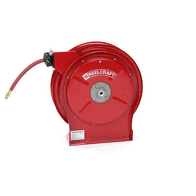 Reelcraft 5635 Olp 38 X 35 Ft Hose Reel Industrial Air Water 300 Psi Usa