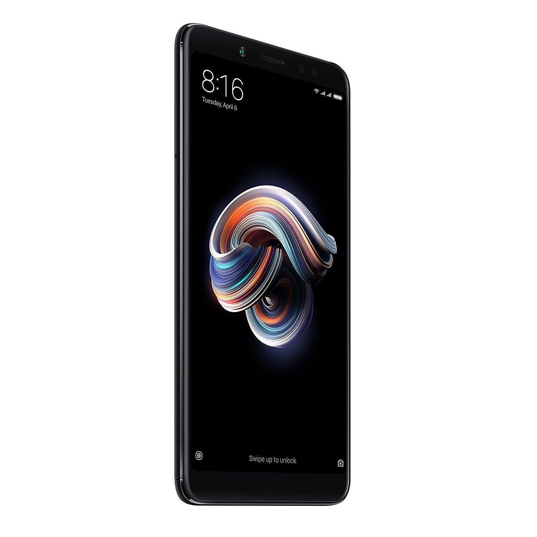 XIAOMI REDMI NOTE 5 SMARTPHONE 64 GB NERO BLACK GLOBAL 4GB RAM BANDA 20 DUAL SIM