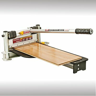 Cluster Floor Tile Cutter 9in Cutting Engineered Wood PVC Vinyl Laminate Board New