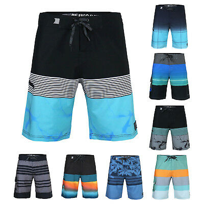 Beautiful Giant Men's Lightweight Fast Dry Swimwear Board Shorts with - Male Bathing Suit