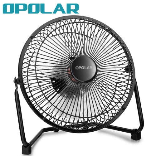 OPOLAR 9 inch Quiet USB Fan Personal Cooling Desk Fan Strong