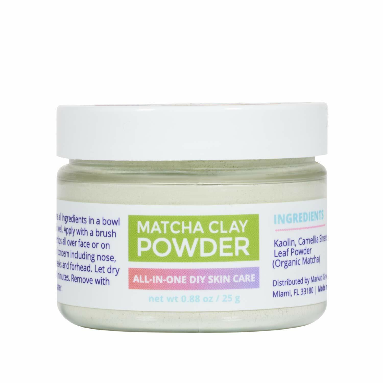 23 SKIN Matcha Green Tea Powder Face Mask with Kaolin Clay -