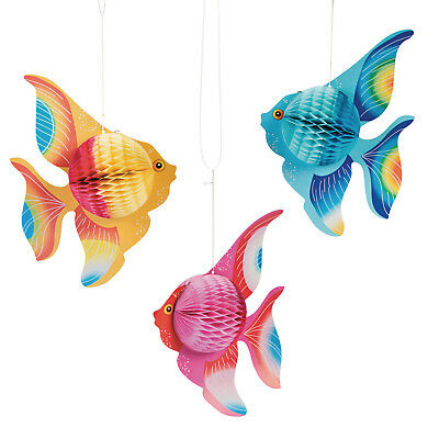 6 VIBRANT COLORS HANGING 10