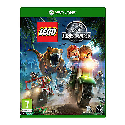 LEGO Jurassic World VIDEO GAME POUR XBOX ONE consoles de jeux scellé Neuf