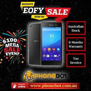 Gently Used Sony Xperia M5, Mint Cond- Six Mnths WTY @ Phonebot Preston Darebin Area Preview