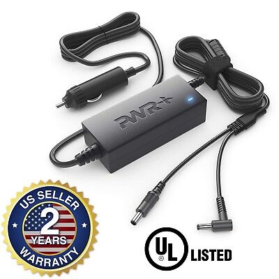 pwr laptop car charger for dell latitude