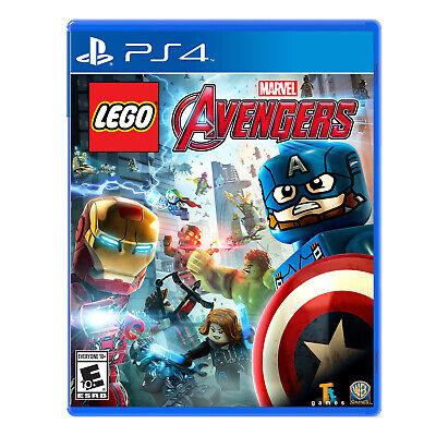 LEGO Marvel Avengers PS4 [Brand New]
