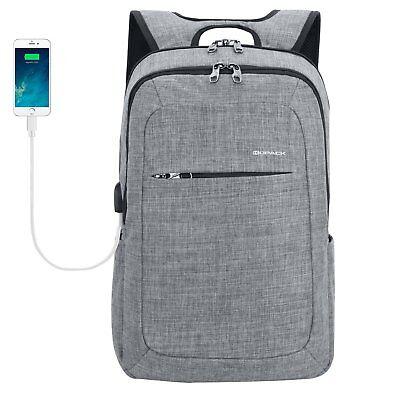 Kopack Slim Business Laptop Backpacks Travel Rucksack Daypac
