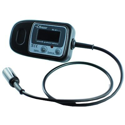 Lack Messgerät Lackprüfer Lacktester Lackschutzprüfer Assistent LED AUDIO Sonde