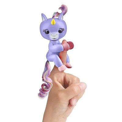 Fingerlings Baby Unicorn - Alika (Purple) BRAND NEW