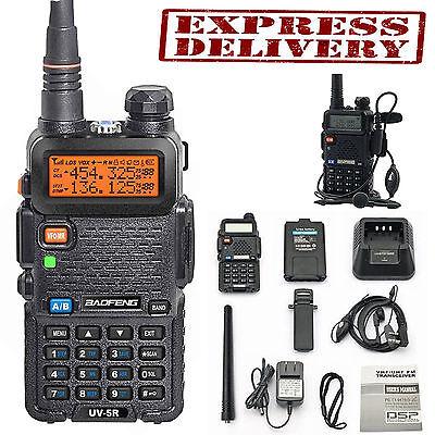 Police Radio Scanner Handheld Fire Transceiver Digital Tw...
