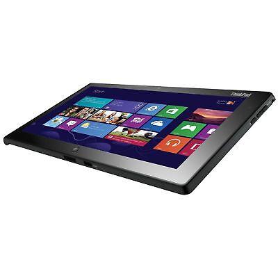 Lenovo ThinkPad Tablet 2 64GB, Wi-Fi, 10.1in - Black TP00043A 9/10