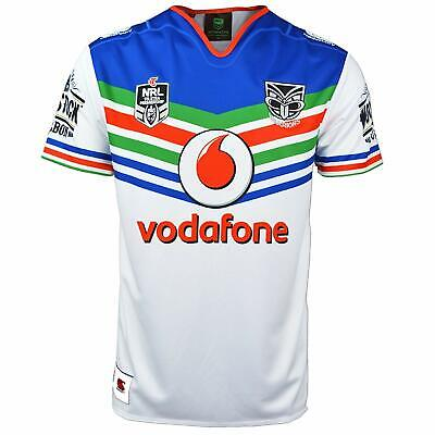 Canterbury New Zealand Warriors Rugby NRL Men's Pro Heritage Jersey - M-4XL -New